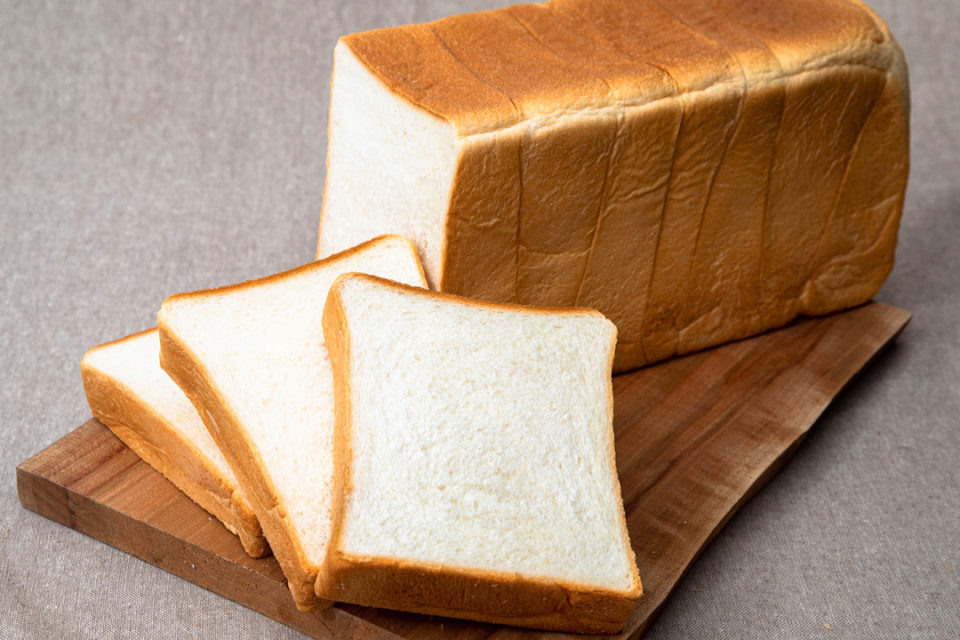 渡邊ベーカリーのホテル用食パン