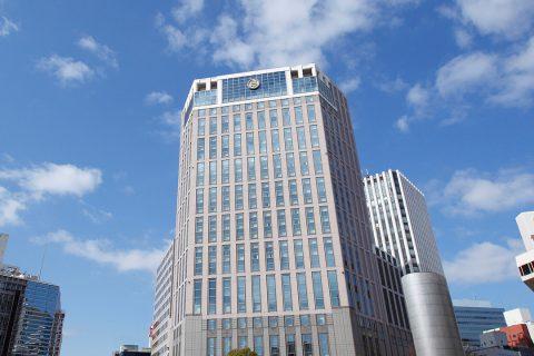 横浜ベイシェラトンホテル&タワーズの外観